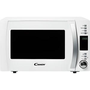 MICRO-ONDES CANDY Micro ondes Solo blanc- 800W- 22L- display e