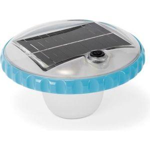 PROJECTEUR - LAMPE INTEX Lampe flottante solaire - 2 modes d'éclairag