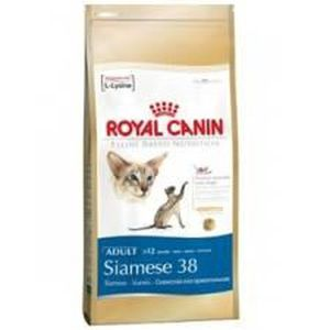 CROQUETTES Royal canin breed nutrition siamese 38  4 kg