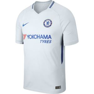 MAILLOT DE FOOTBALL MAILLOT NEWS FC CHELSEA BLANC ADULTE 2017/18