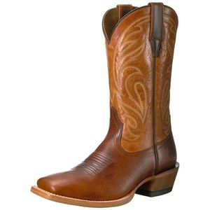 BOTTE Ariat Fire Creek Western Santiags ROMVK Taille-41