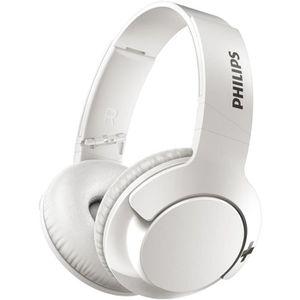 CASQUE - ÉCOUTEURS PHILIPS SHB3175WT/00 Casque Bluetooth avec technol
