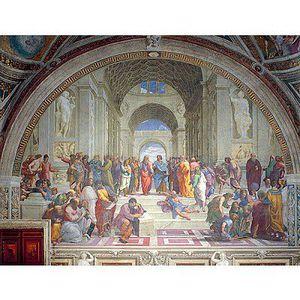 PUZZLE Puzzle 2000 pièces - Raphaël : L'Ecole d'Athènes