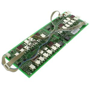 PLAQUE INDUCTION Module clavier pour Table induction Sauter - 36653