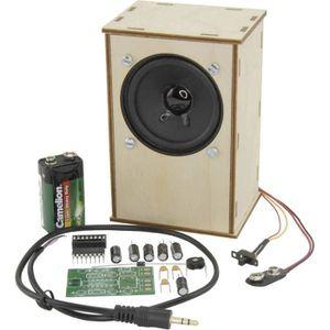 HAUT-PARLEUR - MICRO Haut-parleur pour Smartphone kit à monter Sol Expe