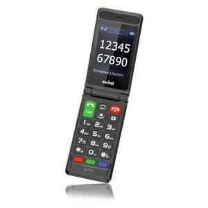 Téléphone portable SWITEL M228 Téléphone mobile 3G sénior grosses tou