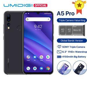SMARTPHONE UMIDIGI A5 PRO Smartphone 4G Android 9.0 MTK Helio
