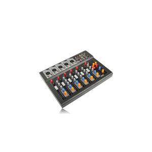 TABLE DE MIXAGE Table de mixage Professional 7 canaux Console et C