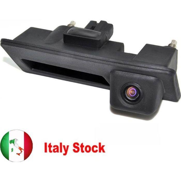 Caméra de recul de stationnement de poignée de coffre de voiture pour Audi/VW/Passat/Tiguan/Golf/Touran/Jetta/Sharan/Touareg