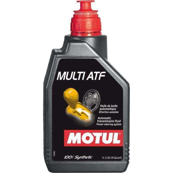 MOTUL Huile de boîte MULTI ATF 1L (bidon)