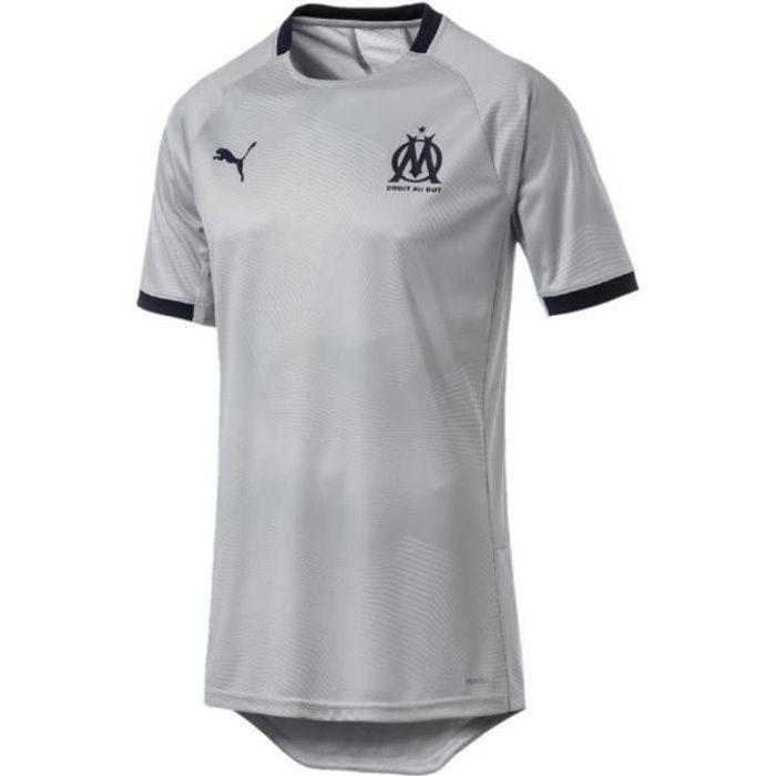 Maillot domicile Olympique de Marseille graphic 2018/2019