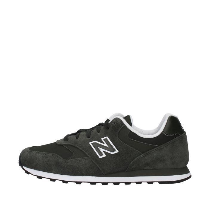 New Balance ML393LR1 chaussures de tennis faible homme VERT