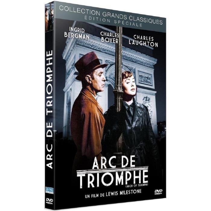Arc de triomphe DVD