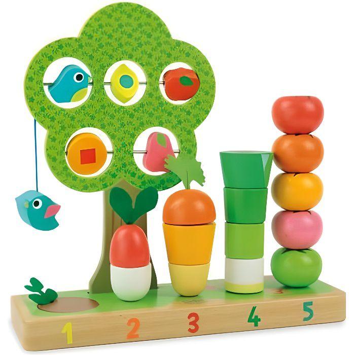 VILAC - J'apprends à compter les légumes