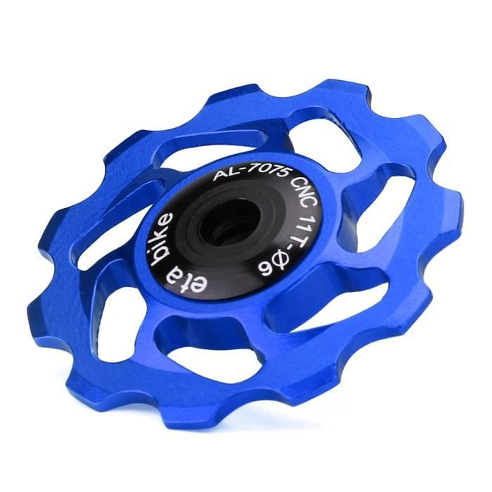 11T VTT en céramique roulement jockey roue poulie vélo route dérailleur arrièreB