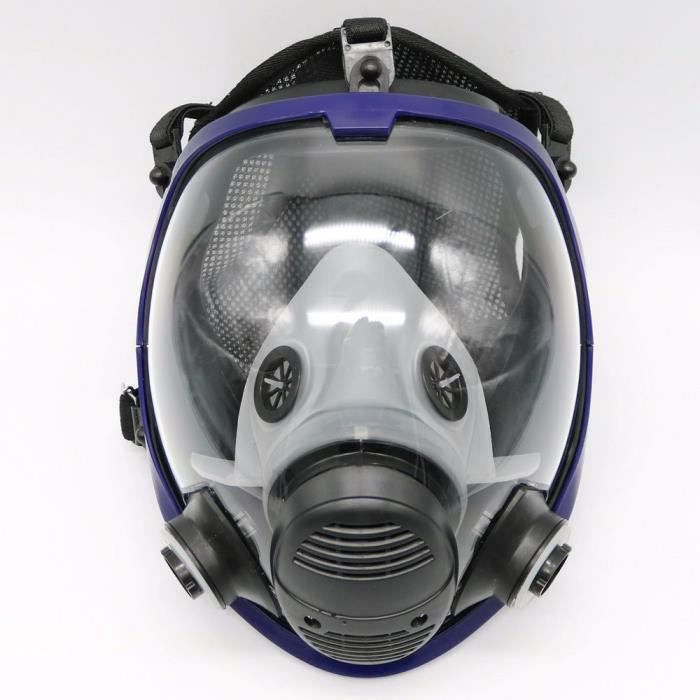 masque respiratoire visage