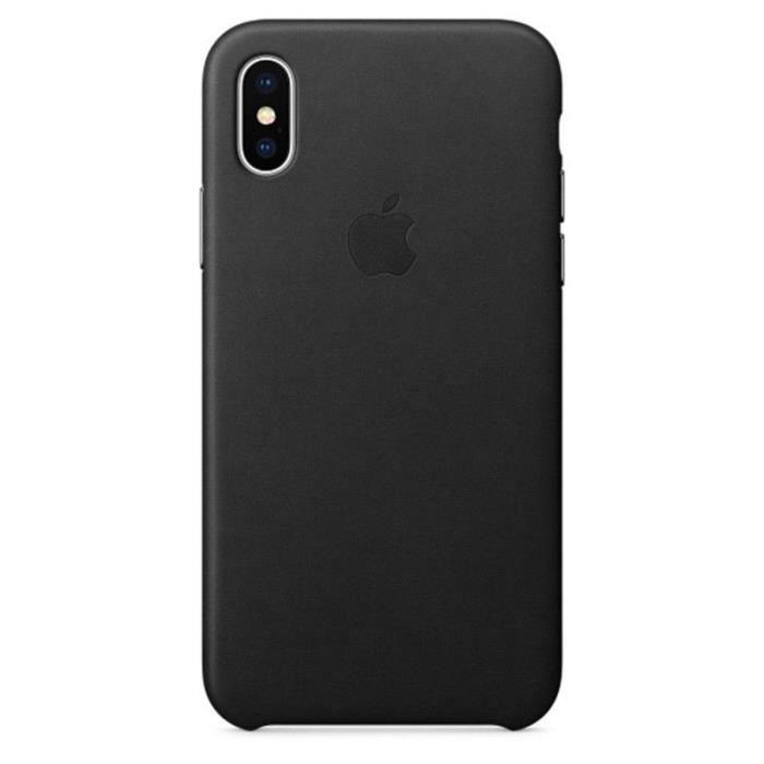 coque en cuir original pour iphone x iphone 10 n