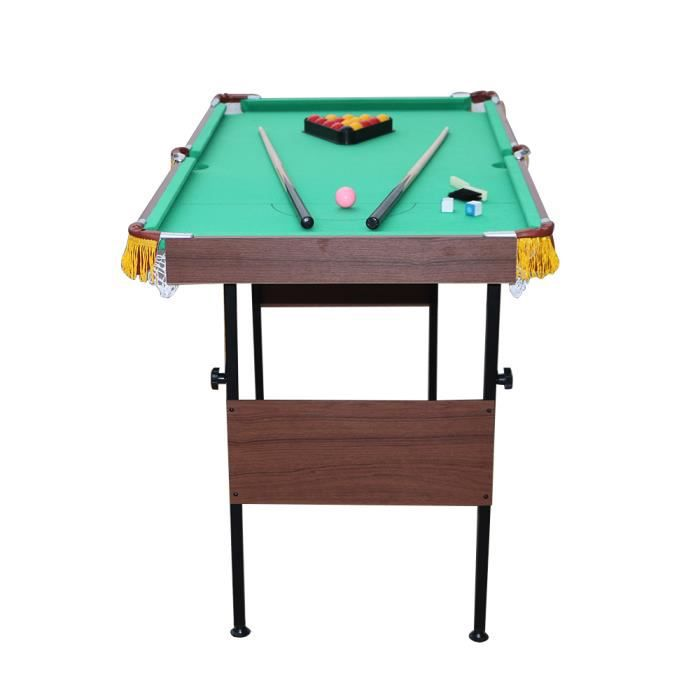 jeux de billard baby foot achat vente jeux et jouets. Black Bedroom Furniture Sets. Home Design Ideas