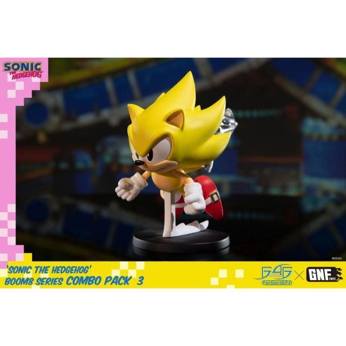 Sonic the Hedgehog 4 pouces Star Spring figurine de collection jouet