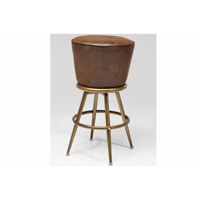 tabouret de bar vintage achat vente tabouret de bar polyur thane cdiscount. Black Bedroom Furniture Sets. Home Design Ideas