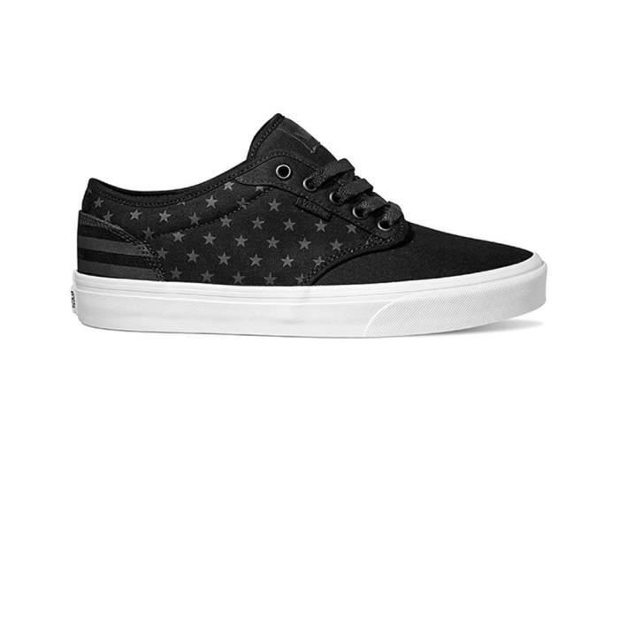 Chaussures Atwood Black Out - Vans d3gskY0j