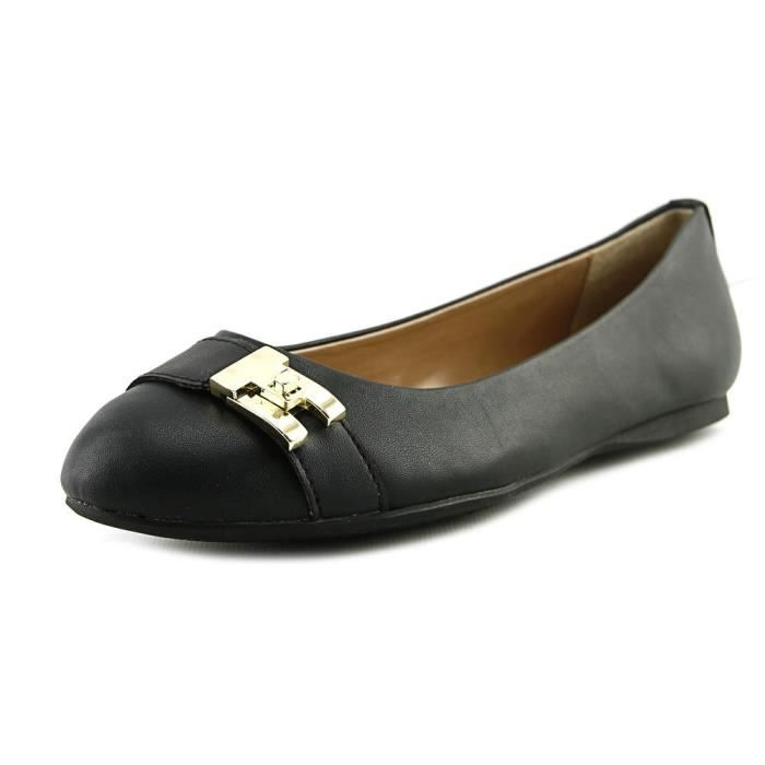 Tommy Hilfiger Catyan 2Cuir Chaussure Plate