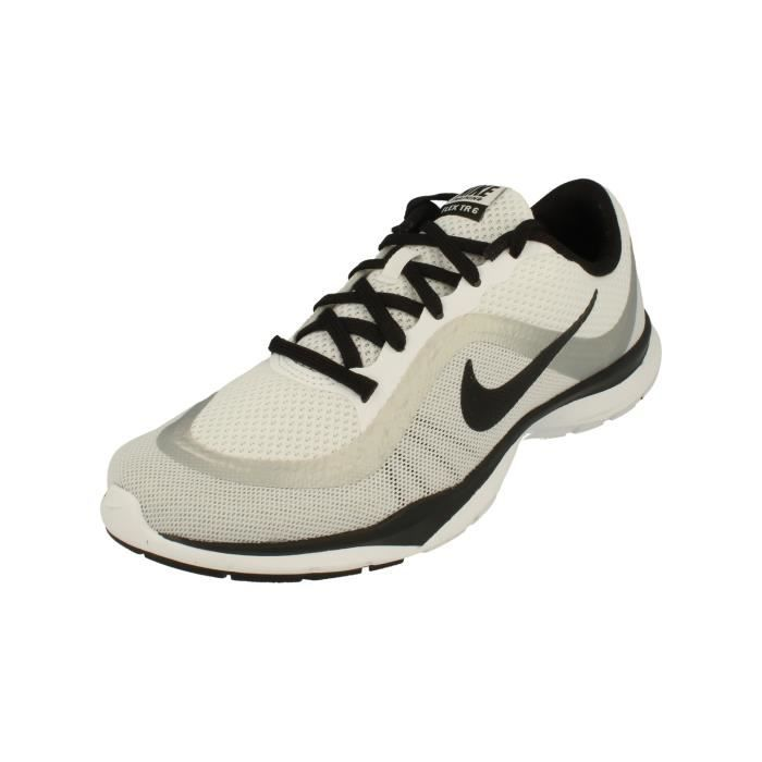 Nike Femme Flex Trainer 6 Running Trainers 831217 Sneakers Chaussures 102
