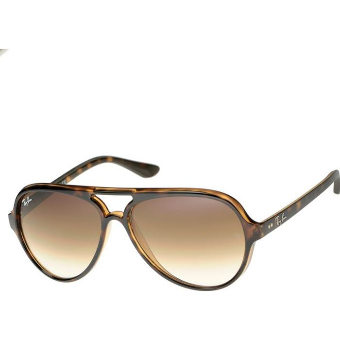 ray ban cats marron pas cher
