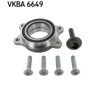 SKF VKBA 944 Kit de roulement de roue