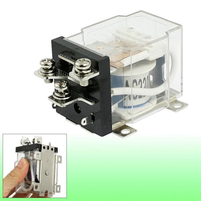 JQX-60F-1Z AC bobine 220V 60A 1NO 1NC Relais Electronmagnetic