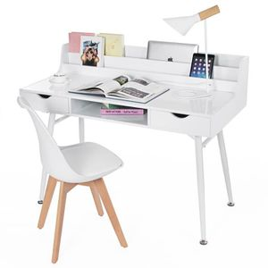 coiffeuse bureau achat vente coiffeuse bureau pas cher cdiscount. Black Bedroom Furniture Sets. Home Design Ideas