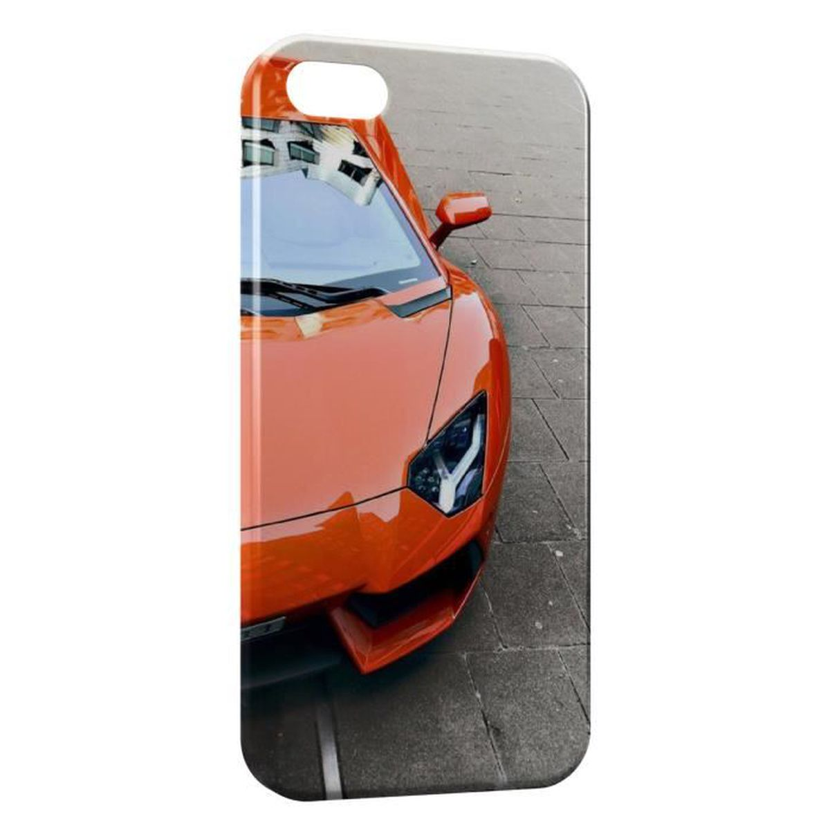 coque lamborghini iphone 7