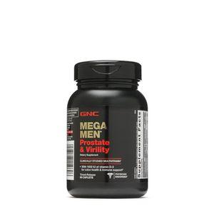TONUS - VITALITÉ GNC Mega Men Prostate et virilité, 180 comprimés (