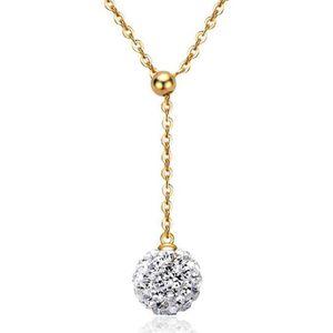 SAUTOIR ET COLLIER Cristal Femmes Mode Argent Or strass perle collier