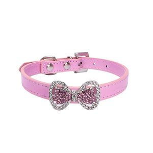 COLLIER Collier d'animal Chien bowknot diamant Chien Chat