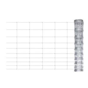 CLÔTURE - GRILLAGE Clôture de jardin - Longeur totale 50 m - Hauteur