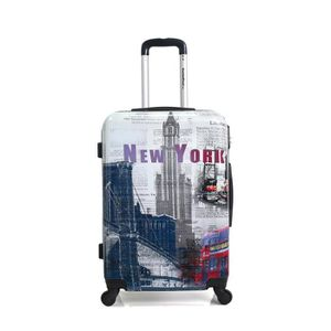 VALISE - BAGAGE Valise Weekend - Polycarbonate - rigide - 65cm - T