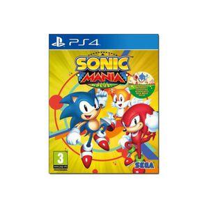 JEU PS4 Sonic Mania Plus PlayStation 4 italien