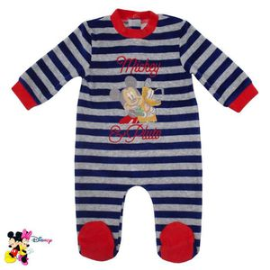 LOT 3 Tee-Shirts Disney Mickey 3//6//12//18//24 Mois