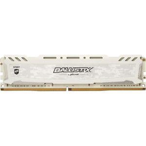 MÉMOIRE RAM BALLISTIX - Mémoire RAM PC - Sport LT Blanc - DDR4