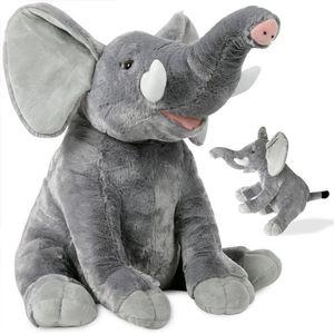 PELUCHE Peluche élephant doudou animaux jouet enfant adult