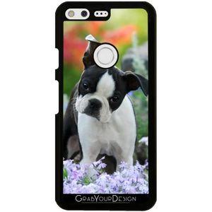 Coque Pour Google Pixel Xl Boston Terrier Chien De Chiot