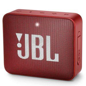 ENCEINTE NOMADE JBL GO2 Enceinte sans fil Bluetooth portable-Rouge