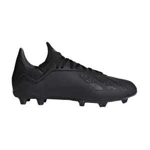 Chaussures football adidas X 18.3 FG Noir Junior Prix pas
