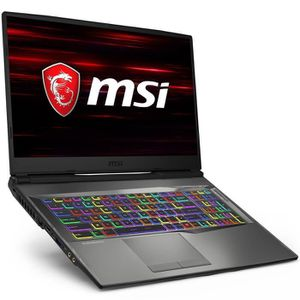 ORDINATEUR PORTABLE MSI PC Portable Gamer - GP75 Leopard 9SD-621FR - 1
