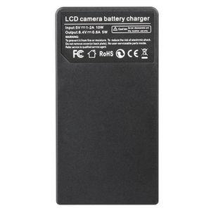 BATTERIE APPAREIL PHOTO Chargeur LCD pour Canon BP-511 BP-511A et EOS 5D 1