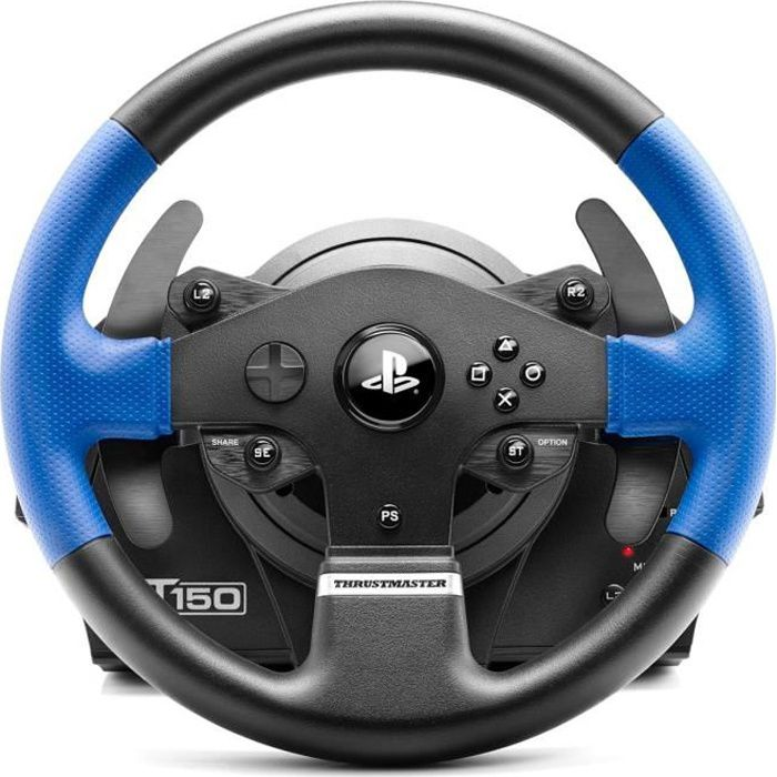 VOLANT PC THRUSTMASTER Volant T150RS PRO - PS3 / PS4 / PC