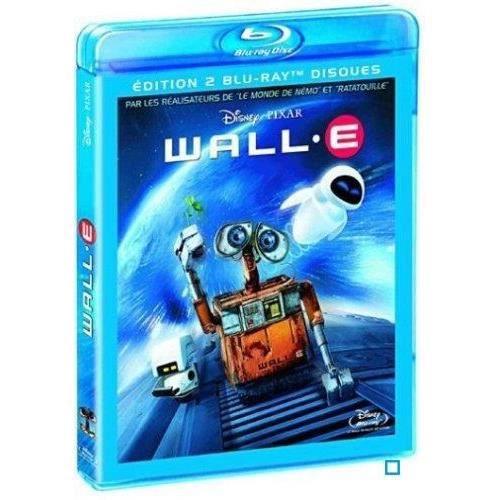 Disney Classiques Blu Ray Wall E En Blu Ray Dessin Anime Pas