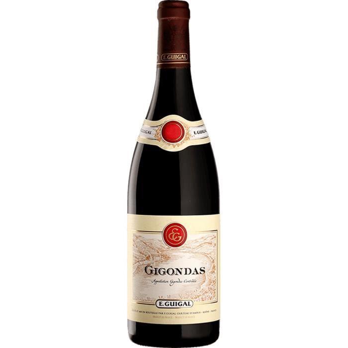 E. Guigal - Gigondas - Rouge - 2017 - 75cl