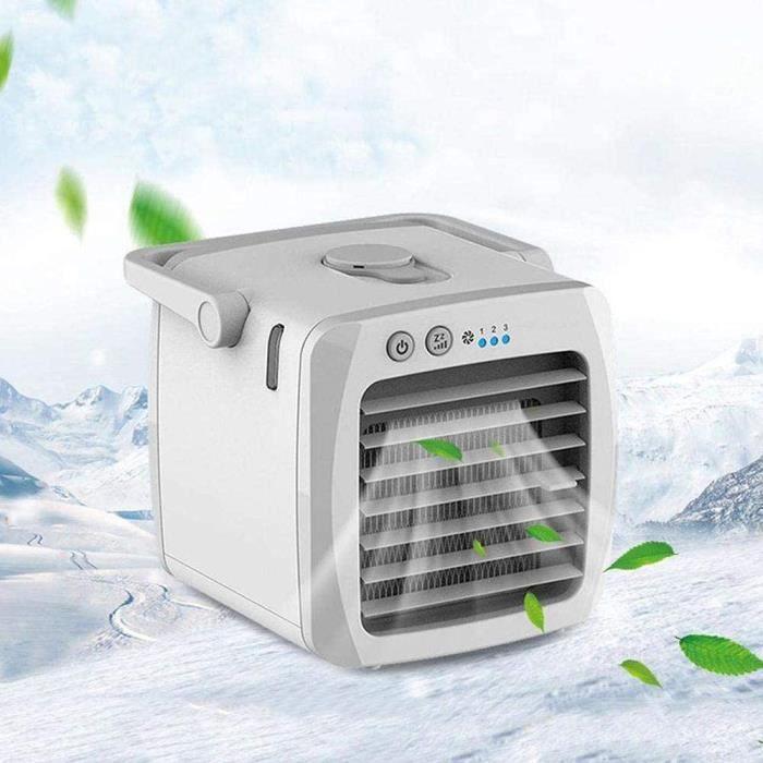 CLIMATISEUR MOBILE Climatiseur Mobile Silencieux Chambre Mini, Climatiseurs Portatifs pour La Maison, Mini-Dortoirs pour &eacute222